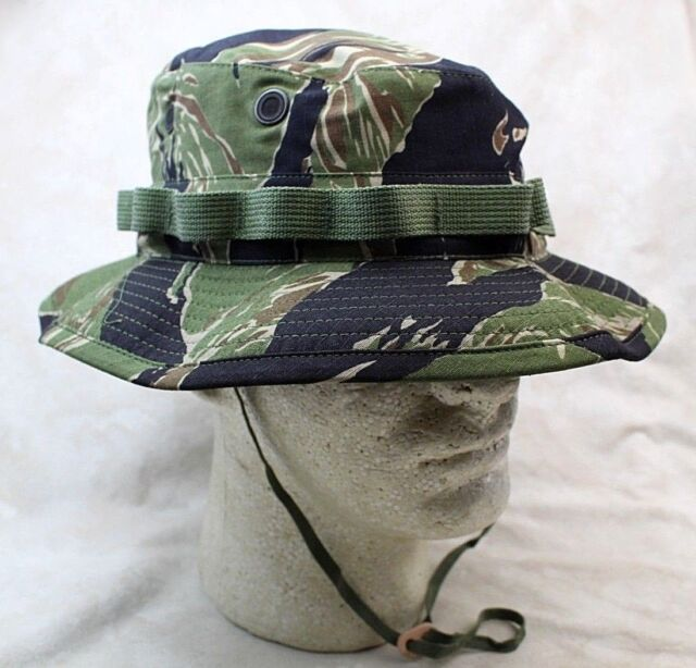Rothco 5539 Tiger Stripe Camouflage Military Jungle Hat