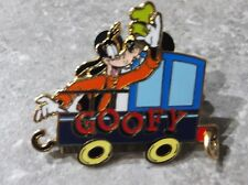 DISNEY JDS CHARACTER TRAIN PIN GOOFY