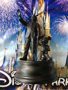 Bronze Partners Walt Disney Mickey Mouse Wdw Disneyland Statue