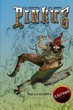 Las Aventuras de Gnomo Pinkus : Una Novela Ilustrada para niños de 7 a 11...