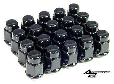 20 Pc 1994-2001 DODGE 1500 CHROME SPIKE LUG NUTS 1//2 /& SOCKET # AP-1904C-SPIKE