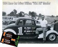 """CD_2979 #1 William """"Wild Bill"""" Mueller   1:64 Scale Decals"""