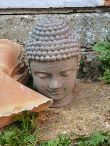 Buddha Head Latex Mould