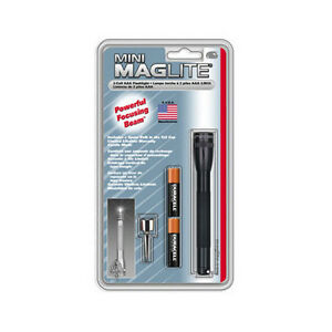 Mini-Mag-Lite-1-a-AAAa-Black-with-Clip-5-inches-long