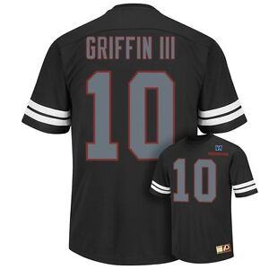 fad1effe Details about ($60) Washington Redskins ROBERT GRIFFIN III nfl RG3 Jersey  Shirt ADULT MEN'S m