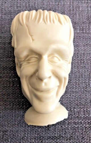 Jimmy Flintstone Herman Munster  Shifter Knob solid cast Resin Kayro-Vue Prod.