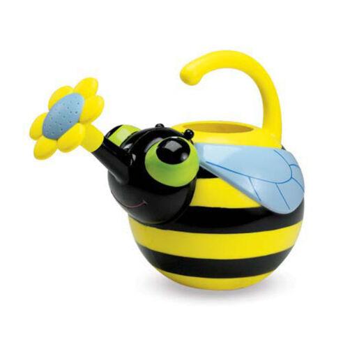 Melissa /& Doug Annaffiatoio giardino Ape bambino 16258 Bee Watering Can