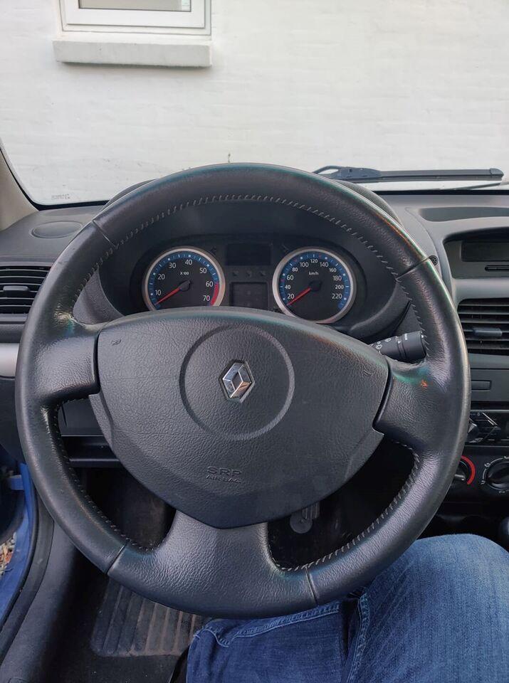 Renault Clio II, 1,2 8V Storia, Benzin