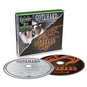 Gotthard-Need-To-Believe-Firebirth-Nuevo-CD