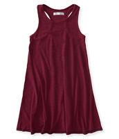 Ps Aeropostale Girls Size 8 Or 10 Kids' Horizontal Stripe Racerback Dress
