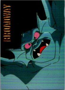 1995-Skybox-Gargoyles-Series-1-Embossed-Foil-Card-F3-Broadway