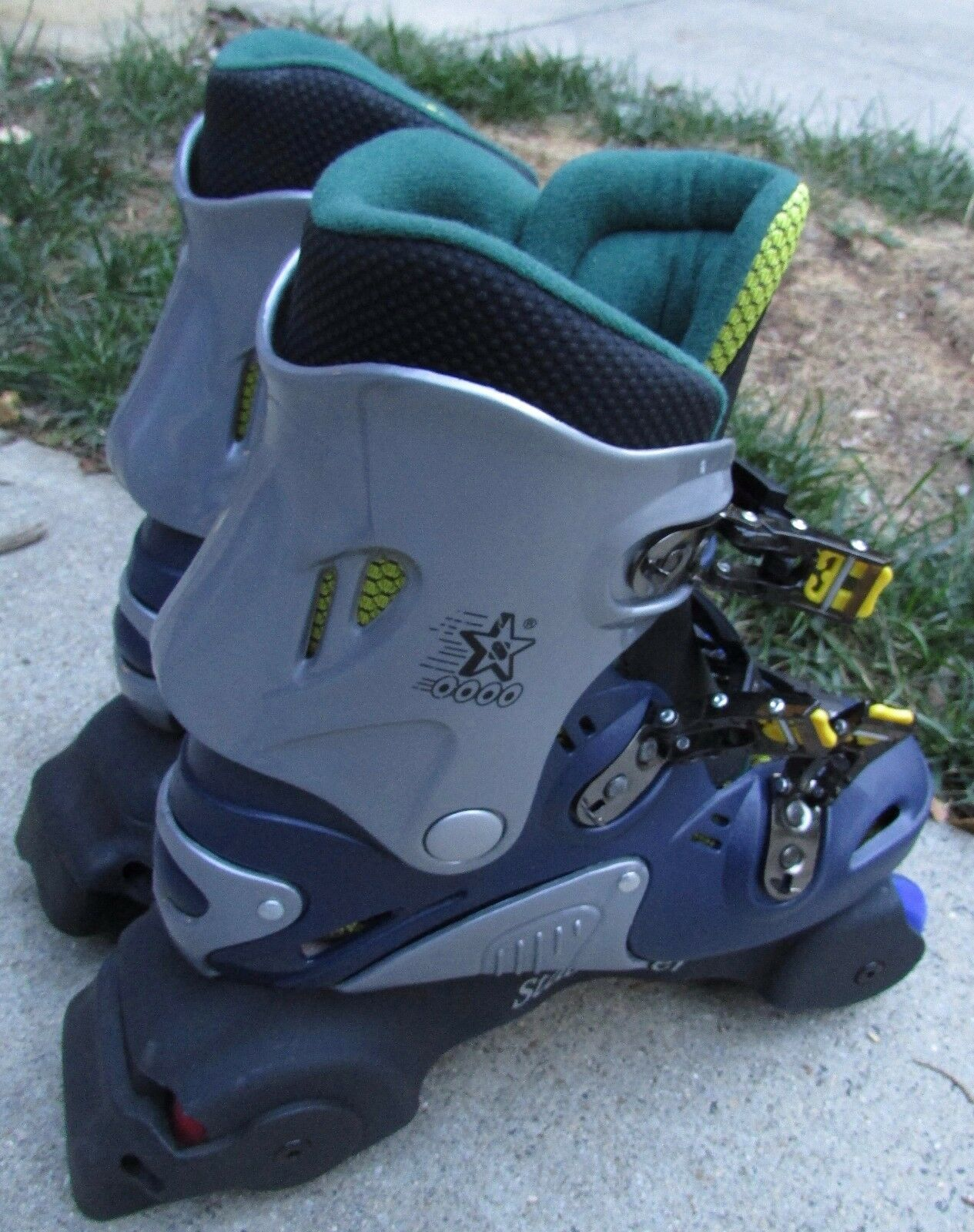 Stabilizer Stunt Roller Blades S s Size  8 New  choices with low price