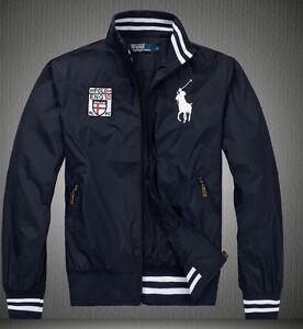Details zu POLO Ralph Lauren Men's England Windbreaker Jacket