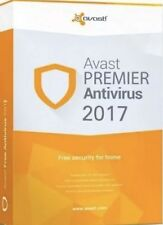 Avast Premier 2017, Unlimited Devices , 3 Years, Email Delivery