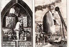 JULES VERNES    FRANCE Document Philatélique Officiel 4282
