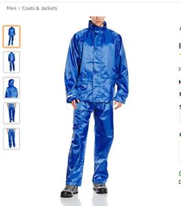 rain  Men/'s glanz silky wet look shiny nylon lads track Suit pants jacket   new