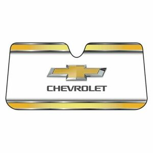 Plasticolor-Chevy-Logo-Elite-Series-Front-Car-Truck-Windshield-Sunshade-Cover