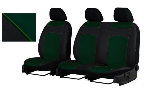 onwards Tailored Eco-Leather Seat Covers 2+1 VAUXHALL VIVARO 2014