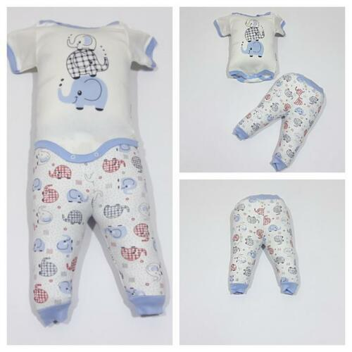 strampelhoseTaille 62; 68 ♥ NEUF ♥ layette2 Pièces coiffe