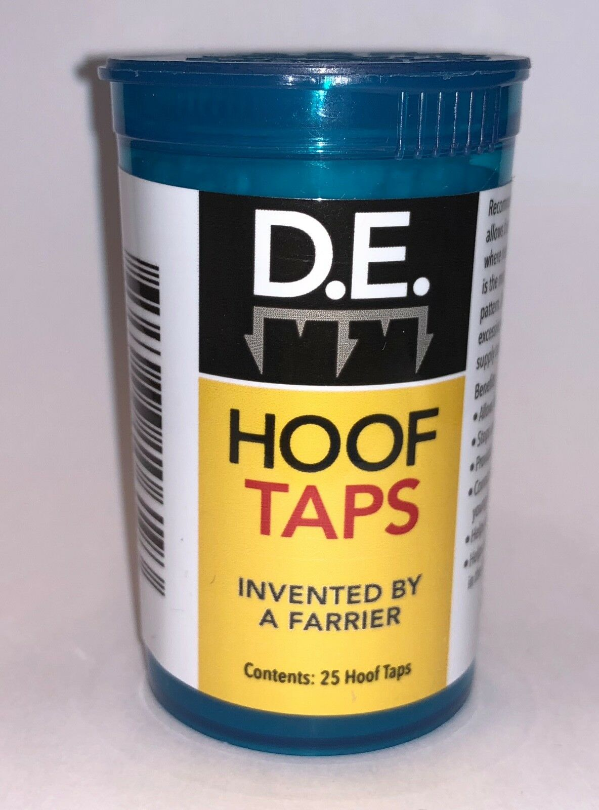 D.E. HoofTaps - Invented by Hoof Care Professionals for Hoof Care Professionals