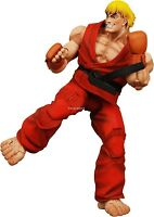 Street Fighter Iv - Player Select Series 2 - 7 Action Figure Ken Masters - Neca
