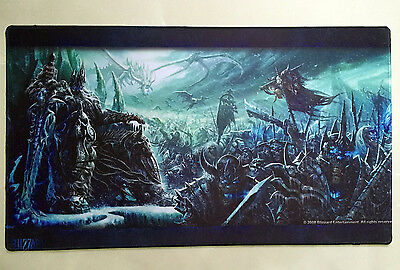World of Warcraft WOW YGO VG Mat Game Mouse Pad Custom Playmat Free Shipping D
