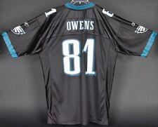 NFL Philadelphia Eagles Terrell Owens #81 Reebok Mesh Sides Fitted Cap Hat NEW!