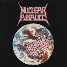 NUCLEAR ASSAULT - HANDLE WITH CARE - CD SIGILLATO 2011