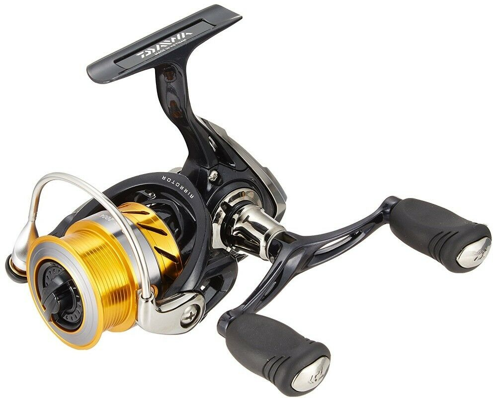 Daiwa Spinning Reel 15 Rebros 2004HDH 2000 Dimensione For Fishing From Japan