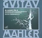 Mahler: Symphony No. 4 (CD, Jan-2013, Melodiya)