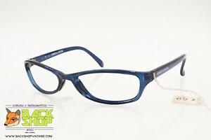 Obligeant Enrico Coveri Ec 7079 Blue Sport Sunglasses Frame, 53[]16 125, New Old Stock Bon Pour AntipyréTique Et Sucette De La Gorge