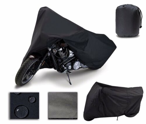 Motorcycle Bike Cover Moto Guzzi Nevada Club 750 TOP OF THE LINE