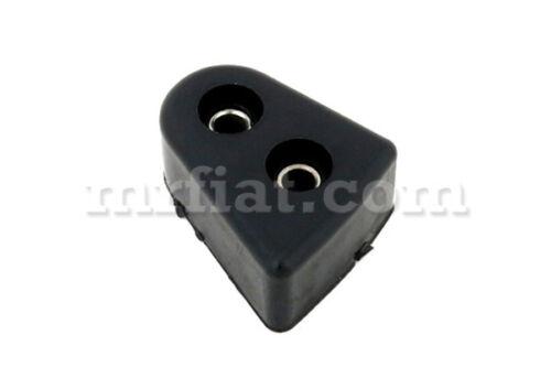 Fiat 124 Spider Left Door Striker Rubber OEM New