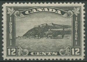 Canada 1930 Cittadella nel Québec 152 con piega