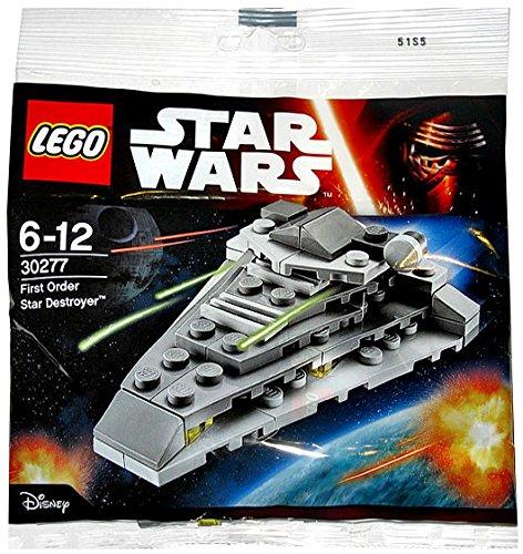 Brand New LEGO Disney Star Wars First Order Star Destroyer Ages 6-12 56pcs 30277