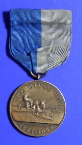 RARE - Civil War Medal, Navy Reverse # 528 NAMED TO MEDAL OF HONOR RECIPIENT