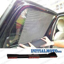 Black Car Auto Folding Insulation Side Window Windshield Sun Shade Visor Block