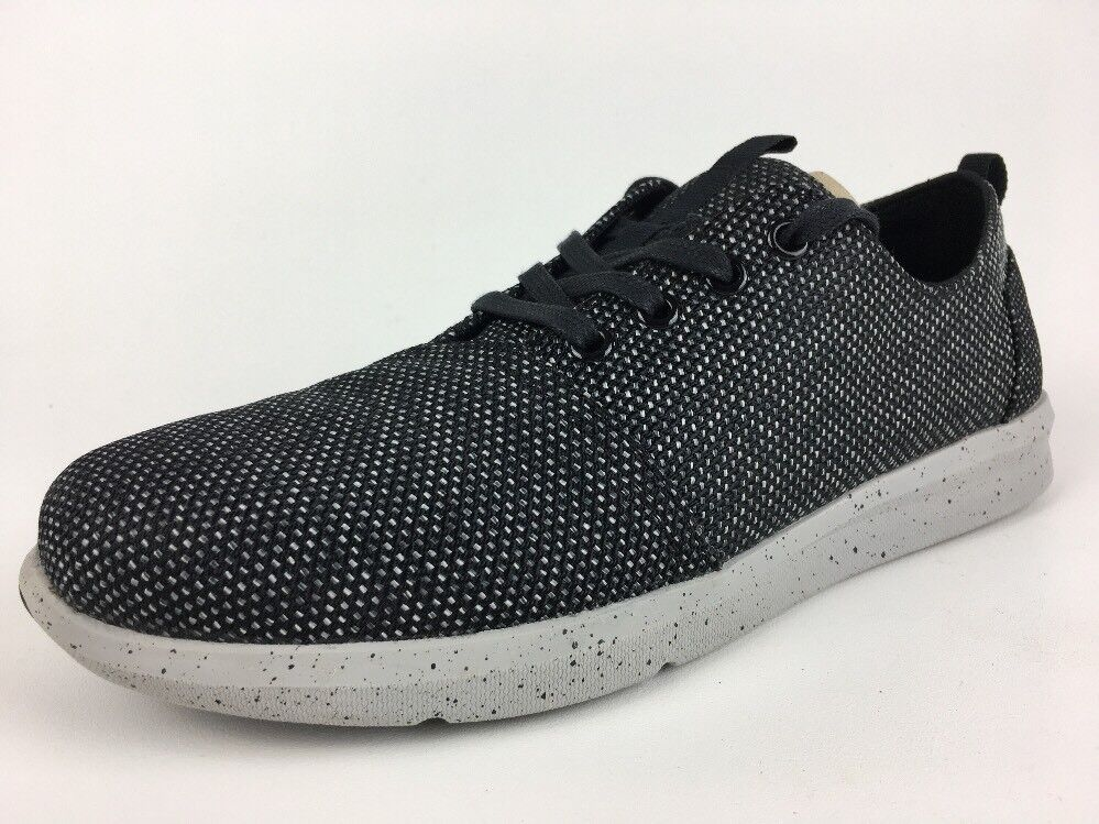 TOMS Del Rey Forged Iron Grey Space Yarn Dye Men's Size 9 Shoes