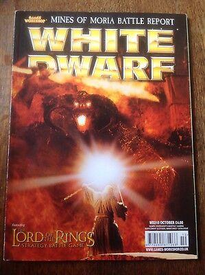 Warhammer. White Dwarf Numero 310. Warhammer Magazine.-mostra Il Titolo Originale