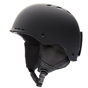 Smith-Holt-Snow-Helmet-Snow-Ski-or-Snowboard-Adult-Medium-55-59cm-Matt-Black