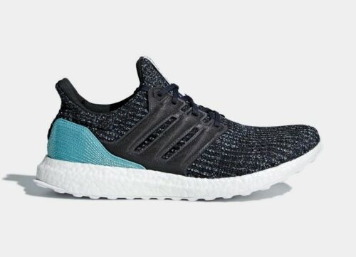 Ultraboost Recycled Boost Ocean 9 Ultra Parley Adidas Plastic Uk Trainers 1CznqXF
