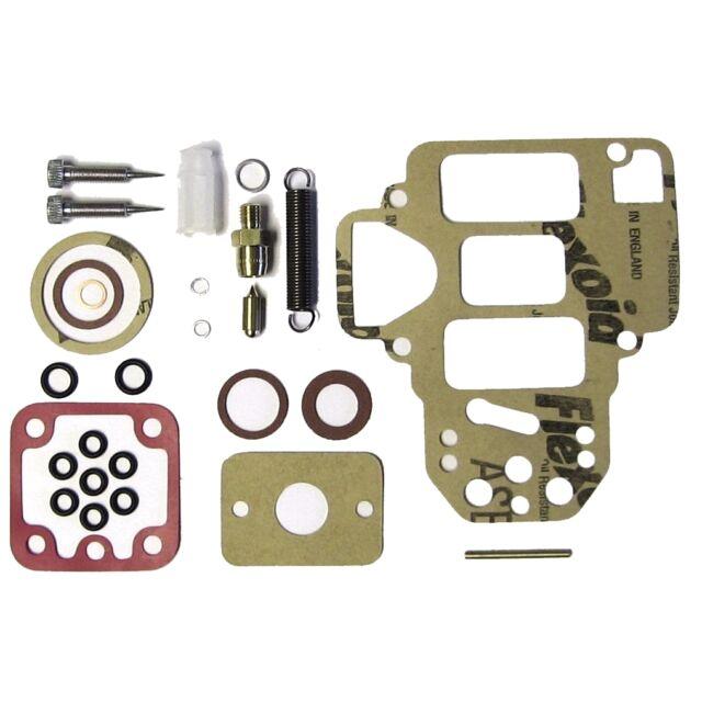 Genuine Weber DCOE comprehensive carburettor service kit 200 needle valve