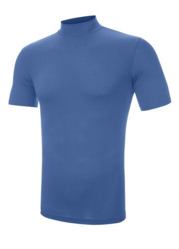 Greg Norman Playdry Performance Mock Neck Shirt