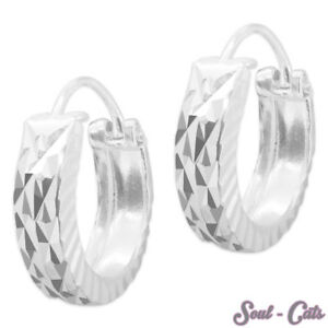 1-Paar-Creolen-Muster-Ohrringe-925er-Sterling-Silber-Echtschmuck-Ohrstecker-Mode