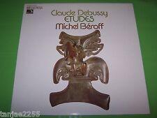 Debussy - Michel Beroff - Etudes - EMI Gold LP
