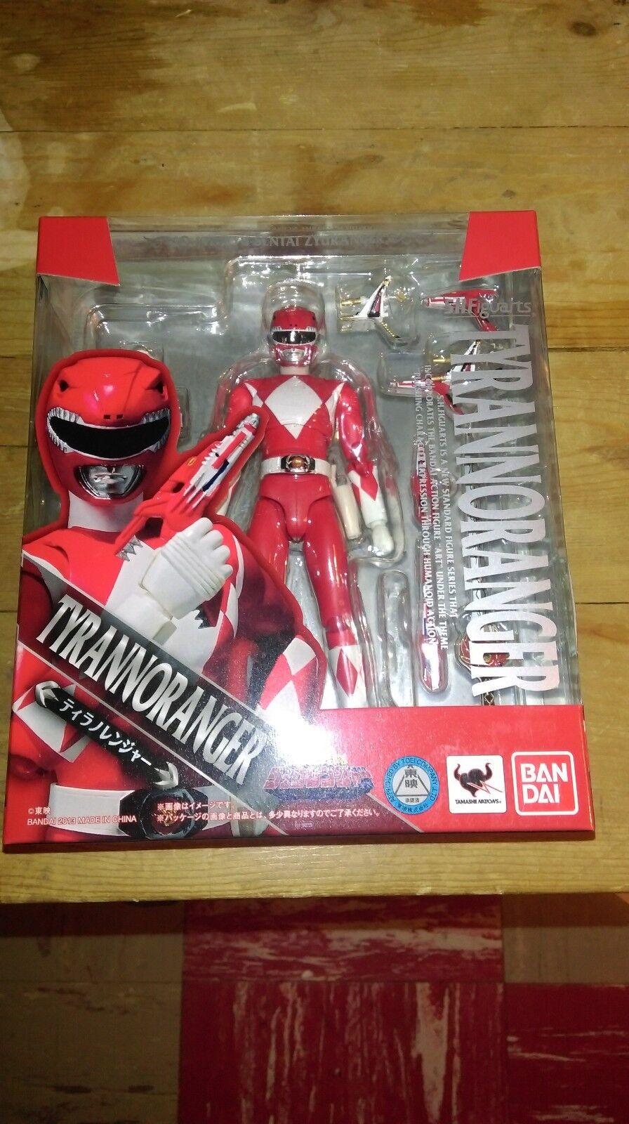 S Kyoryu H Figuarts Bandai Zyuranger Sentai Kyoryu S Tyranno Ranger New 093328
