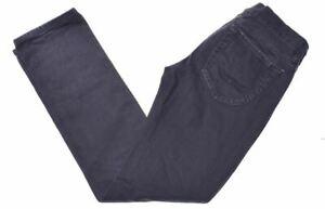 Diesel-Damen-Jeans-w25-l29-schwarz-Baumwolle-Slim-ho10