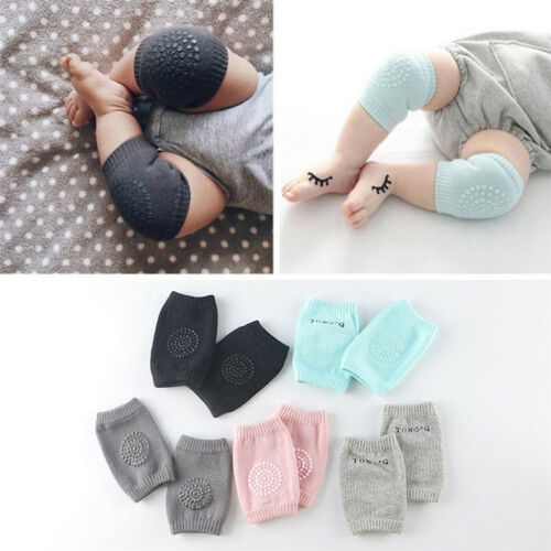 New Kids Soft Anti-slip Elbow Cushion Crawling Knee Pad Infant Toddler Baby Safe