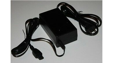 Genuine HP Officejet 7610 Wide Format e-AIO printer power supply ac adapter cord