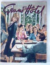 """ANNI 60 RIVISTA """"GRAND HOTEL"""" IL SUPPLENTE-18 MAGGIO 1963  N.48"""